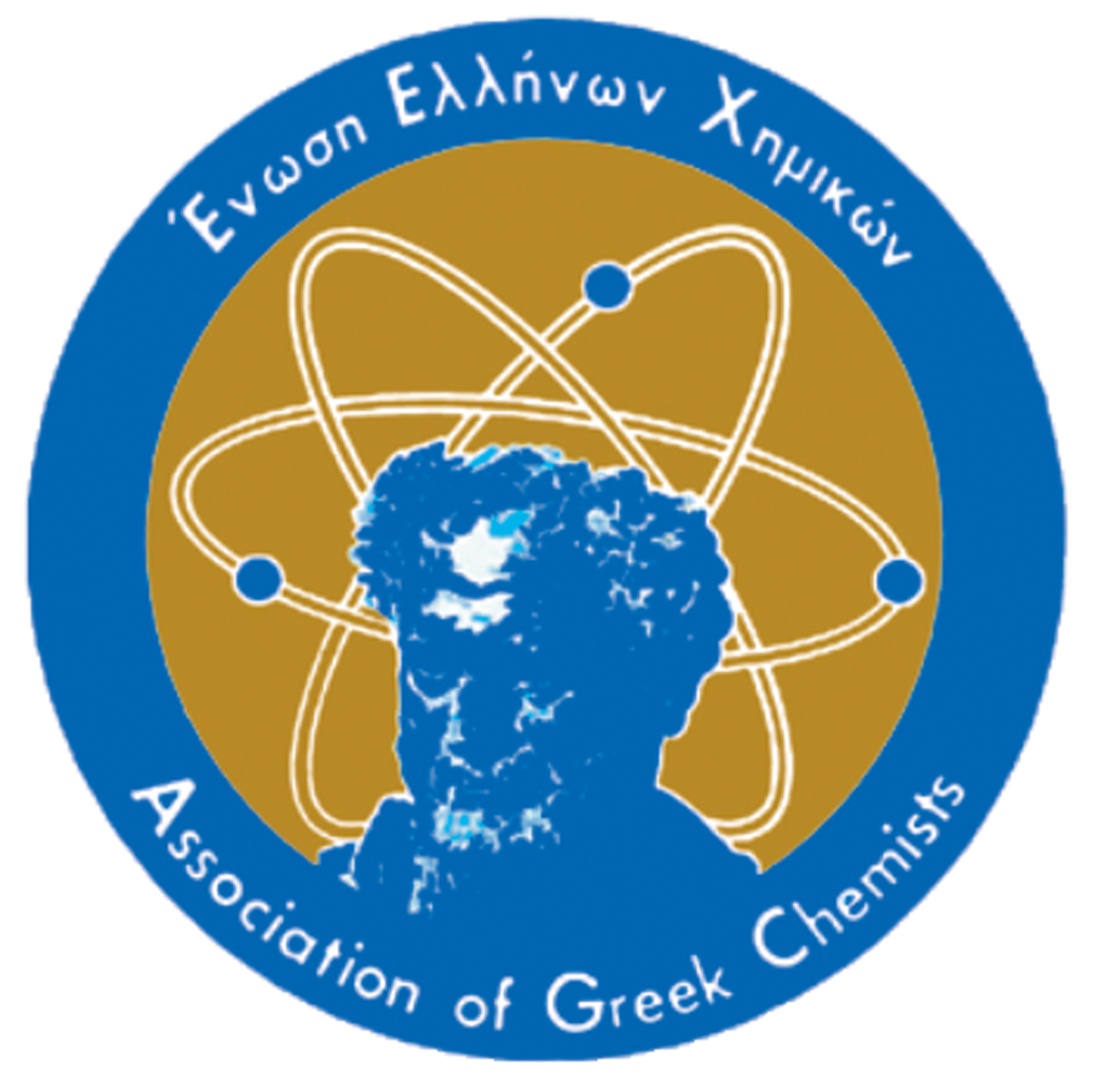 Union of Greek Chemists logo